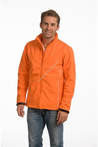 Unimodel softsell jacket (LEM3635) - lemon and soda 3635