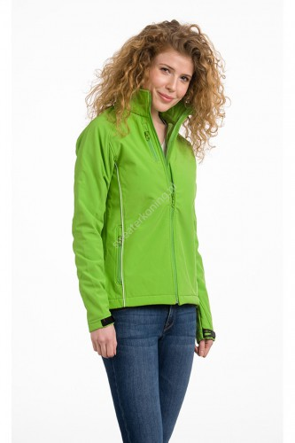 Damesmodel softsell jacket (LEM3634) - lem3634