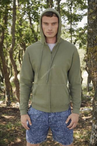 Unimodel Hoodedsweater met rits (SC620620) - sc620620