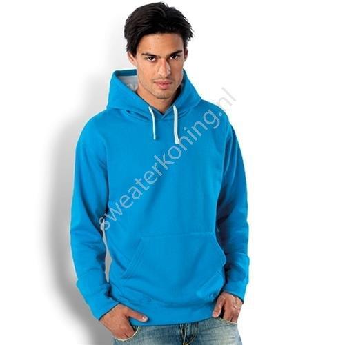 Unimodel Hoodedsweater contrast (K446) - k446