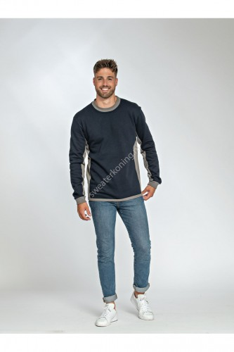 Unimodel Sweater contrast (LEM 4750) - lem4750